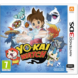 YO KAI WATCH-3DS