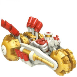 FIG SKY SUPERCHARGERS DRIVER THRILLIPEDE EASTER (X6)