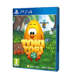 TOKI TORI 2 PLUS-PS4
