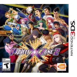 PROJECT X ZONE 2-3DS