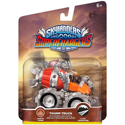 FIG SKY SUPERCHARGERS VEHICLE THUMP TRUCK X4