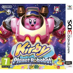 KIRBY PLANET ROBOBOT-3DS