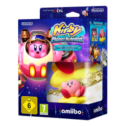 KIRBY PLANET ROBOBOT + AMIIBO KIRBY-3DS