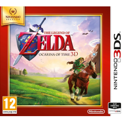 THE LEGEND OF ZELDA OCARINA OF TIME SELECT-3DS