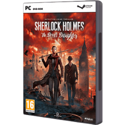 SHERLOCK HOLMES THE DEVILS DAUGHTER-PC