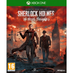 SHERLOCK HOLMES THE DEVILS DAUGHTER-XBOX ONE