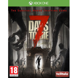 7 DAYS TO DIE THE SURVIVAL HORDE CRAFTING GAME-XBOX ONE