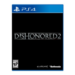 DISHONORED 2 DAY ONE-PS4