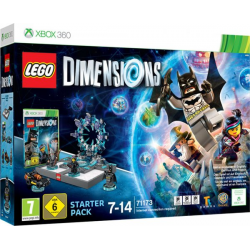 LEGO DIMENSIONS STARTER PACK-XBOX 360