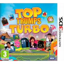 TOP TRUMPS TURBO-3DS