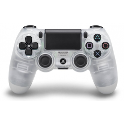 PS4 DUALSHOCK CONTROLLER CRYSTAL