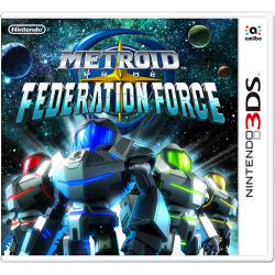 METROID PRIME FEDERATION FORCE-3DS