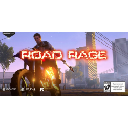 ROAD RAGE-PS4