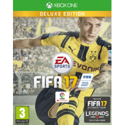 FIFA 17 DELUXE EDITION-XBOX ONE