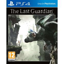 THE LAST GUARDIAN-PS4