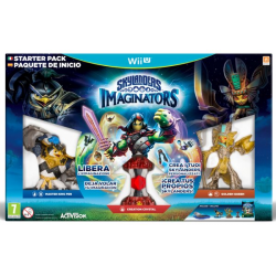 SKY IMAGINATORS STARTER PACK -WII U