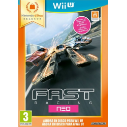 E SHOP SELECT FAST RACING NEO-WII U