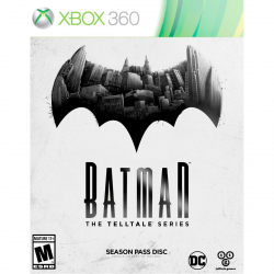 BATMAN A TELLTALE SERIES-XBOX 360