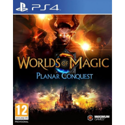 WORLDS OF MAGIC PLANAR CONQUEST-PS4