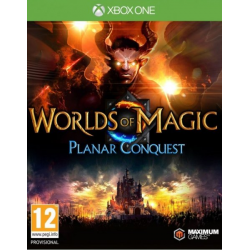 WORLDS OF MAGIC PLANAR CONQUEST-XBOX ONE