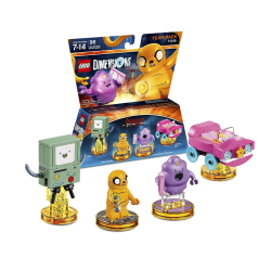 FIG ADVENTURE TIME (TEAM PACK)