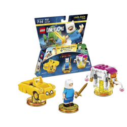 FIG ADVENTURE TIME (LEVEL PACK)