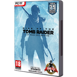 RISE OF THE TOMB RAIDER 20 ANVERSARIO-PC