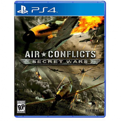 AIR CONFLICTS SECRET WARS-PS4