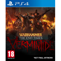 WARHAMMER THE END TIMES VERMINTIDE-PS4