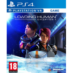 LOADING HUMAN (VR ONLY)-PS4