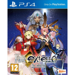 FATE/EXTELLA THE UMBRAL STAR-PS4