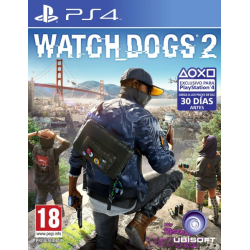 WATCH DOGS 2-PS4