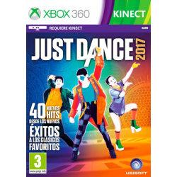 JUST DANCE 2017-XBOX360