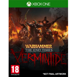 WARHAMMER THE END TIMES VERMINTIDE-XBOX ONE