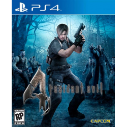 RESIDENT EVIL 4 HD-PS4