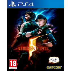 RESIDENT EVIL 5 HD-PS4
