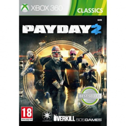 PAY DAY 2 CLASSIC-XBOX 360