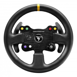 VOLANTE ADD-ON TM LEATHER 28GT WHEEL COMPATIBLE TX458-T300-T500 THRUSTMASTER