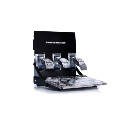 ADD-ON T3PA-PRO PEDALS WHITE COMPATIBLE SPIDER TMX-TMX458-T150-T300-T500 THRUSTMASTER
