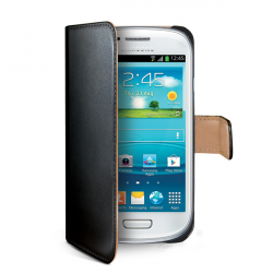 WALLY CASE FOR GAL. S3 MINI NEGRO