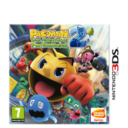 PAC-MAN AND THE GHOSTLY ADVENTURES 2-3DS