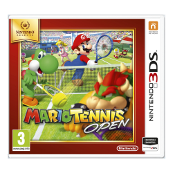 MARIO TENNIS OPEN SELECT-3DS