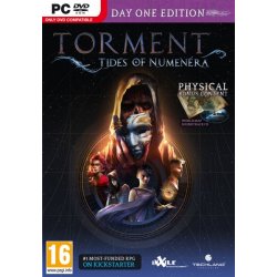 TORMENT TIDES OF NUMENERA DAY ONE-PC