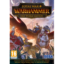 TOTAL WAR WARHAMMER OLD WORLD ED-PC