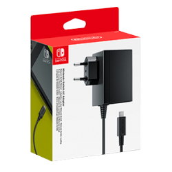 SWITCH NINTENDO SWITCH ADAPTADOR DE CORRIENTE