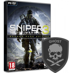 SNIPER GHOST WARRIOR 3 LIMITED EDITION-PC