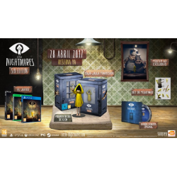 LITTLE NIGHTMARES SIX EDITION-PC