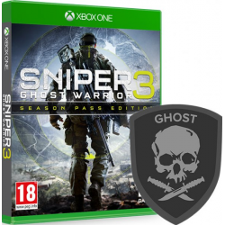 SNIPER GHOST WARRIOR 3 LIMITED EDITION-XBOX ONE