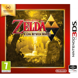 ZELDA A LINK BETWEEN WORLDS SELECT-3DS