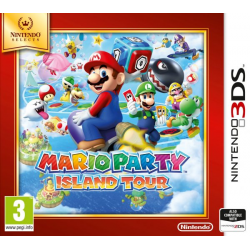 MARIO PARTY: ISLAND TOUR SELECT-3DS